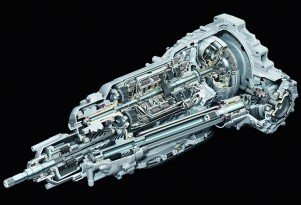 ZF 8-speed automatic transmission