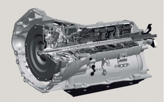 ZF Building Eight-Speed Automatic