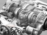ZF's new torque vectoring rear axle