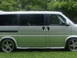 Ziggy Marley's 2003 VW Eurovan. Image: Autotrader