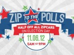 Zipcar Lets Voters 'Zip To The Polls' For Half Price