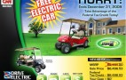 Get a Free Electric Car from Drive Electric
