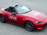 One millionth Mazda MX-5 Miata