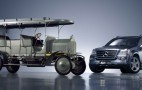100 years of AWD for Mercedes