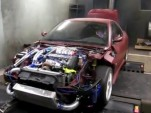 1,000-horsepower modified all-wheel drive Fiat Coupe by TotalRace