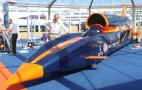 Bloodhound SSC 1,000-MPH Land Speed Record Attempt To Be Streamed Live