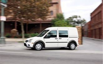Ford Transit Connect: Small Business Superstar