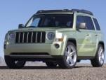 Jeep Patriot Added to Chrysler's ENVI Line