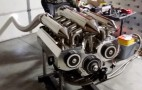 12-Rotor Rotary Engine Potentially Capable Of Space/Time Manipulation: Video
