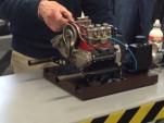 1:3 Scale Porsche Engine
