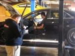 1,309-RWHP 2009 Cadillact CTS-V dyno test.