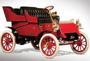1903 Ford Model A Rear Entry Tonneau - Image: RM Auctions