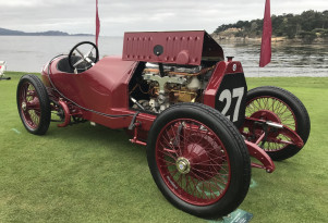 1913 Isotta Fraschini Tipo M Race Car, 2017 Pebble Beach Concours d'Elegance