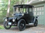 Where Are The Electric Cars Today (In CA!)? How About 100 Years Ago?