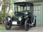 1914 Detroit Electric car, owned by GE scientist Charles Steinmetz, Schenectady, NY, June 2011
