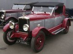 1929 MG 14/40 Mk IV wins award. Image credit: Early MG Society www.earlymgsociety.co.uk