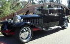 Someone Paid $150k For This Carbon Fiber-Bodied Bugatti Royale Replica