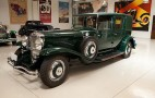 Unrestored Duesenberg finds home, rejuvenation in Jay Leno's Garage