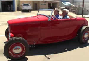 Jay Leno Drives Iconic '32 Ford Roadster In Latest Video