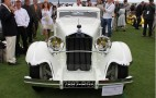 Pebble 2010: 1933 Delage D8S De Villars Roadster Wins Best Of Show