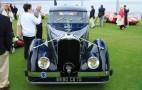 1934 Voisin C-25 Aerodyne Wins 2011 Pebble Beach Concours d'Elegance