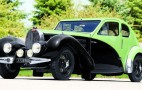 Ettore Bugatti's Own 1936 Type 57C Coupe Up For Auction