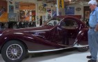 Stunning 1937 Talbot-Lago Type 150 CS Stops By Jay Leno's Garage: Video