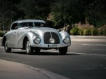 World's Only Mercedes 540K Streamliner Headed To Pebble Beach: Video