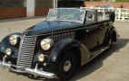 Car that chauffeured Hitler, Franco and Mussolini going up for auction