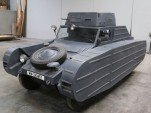 1939 Porsche Volkswagen Type 82/3 Dummy Tank for sale