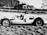 1939 Auto Union D-Type and Tazio Nuvolari