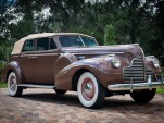 1940 Buick from Casablanca is coming up for auction.