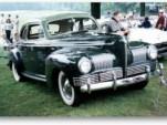 1941 Nash Ambassador Club Coupe