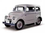 1947 Nissan Tama EV (Image: Nissan)