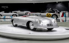 Porsche creates replica of the first 356 to mark 70th anniversary