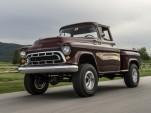 1950s Chevy NAPCO 4x4 by Legacy Classic Trucks - Image via Drew Phillips