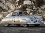 1951 Porsche 356 SL Gmünd Coupe - Image via Drew Phillips Photography