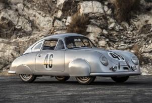 1951 Porsche 356 SL Gmünd Coupe - Image via Drew Phillips Photography