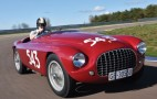 Chris Harris Gets Seat Time With A 1952 Ferrari 212: Video