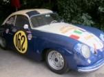 1953 Carrera Panamericana Porsche 356