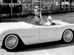 1953 Corvette EX122