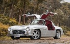 One Of Eleven AMG-Modded Mercedes-Benz 300SLs Up For Sale