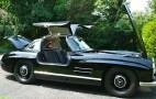 1954 Mercedes-Benz 300SL Pre-Production Gullwing: $850,000