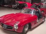 1955 Mercedes-Benz 300SL at Jay Leno's Garage