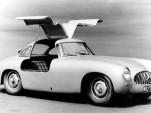 1955 Mercedes-Benz 300SL racing gullwing