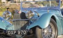 1957 Bugatti 57SC Sports Tourer by Vanden Plas