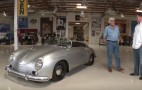 Subaru-powered Porsche 356 visits Jay Leno's Garage