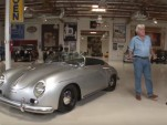 1957 Porsche 356 replica on Jay Leno's Garage