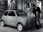 1957 Fiat Nuova Cinquecento