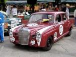 1959 Mercedes-Benz 190d biodiesel race car [Image: eBay auction]